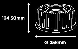 P56MA Torta Média Alta 2kg